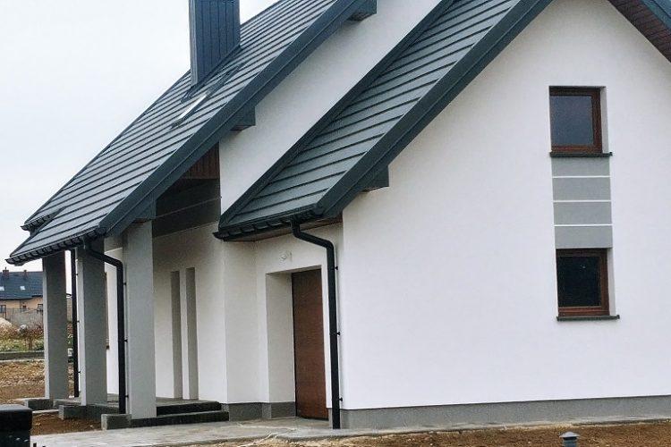 Aktualne postępy na budowie Domów Kameralnych